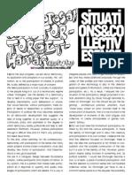 DREAMHAMAR   SITUATIONS & COLLECTIVE SENSE   a proposal by Matias Lecoq