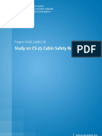 1 - Study on CS-25 Cabin Safety Requirements-Easa.2008