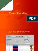 Event Handling 1