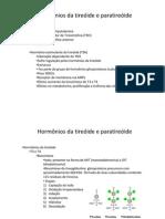 Tireoide e Paratireoide