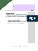 Chapter 11 Balance Sheet