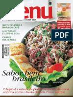 Revista Menu Abril Ether No]