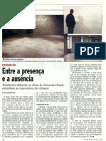 ARmanda Duarte, Visao, 28 Janeiro, 1999