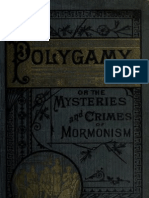 Polygamy Mysteries and Crimes of Mormonism John a Beadle