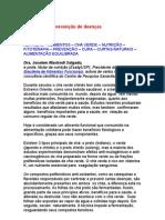 Chá Verde e a Prevenção de Doenças - Jocelem Mastrodi Salgado - Sanavita - Nutrição