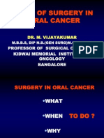Carcinoma of Oral Cavity