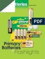 Baterias Primarias y Focos
