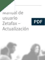 Manual Zetafax 7,5