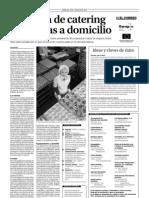 Empresas de Catering y Comidas a Domicilio_reportaje