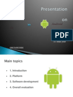 Slides on Android