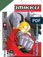 Komikku 01 BAJA