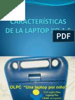 Laptop Xo Secundaria Características Generales