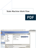 State Machine Work Flow