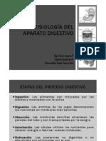 Clase 9 - Aparato Digestivo