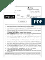 Prova2 Analista Normas Cont Auditoria