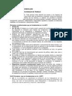 Tema II Organismos Jurisdiccionales de Trabajo LABORAL
