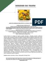 Flora Apicola Colombiana