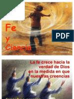 Caravias. 1-03 Fe y Ciencia