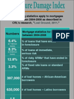 Foreclosure Damage Index-Center for Responsible Lending