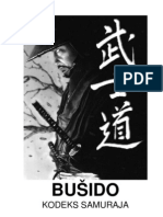 Bushido Put Samuraja