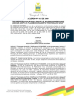 Acuerdo 026 de 2009-POT Neiva