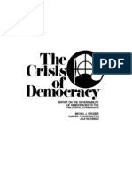 1975 TC the Crisis of Democracy