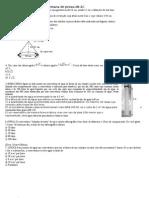 Exercícios de revisão para Semana de prova2B-2C