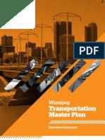 Winnipeg's Transportation Master Plan