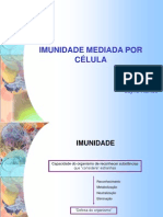 Imunidade mediada por célula