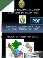 PRESENTACION RECOSAL 2010 CUSCO[1]