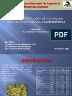 Presentación cocos - AMIA 2011-P1