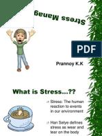 Stress Management Final