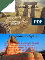 Religiões na antiguidade