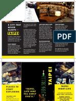 Homework 7 Brochure of Hometown - ginlchieng