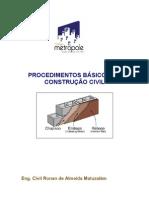 basico da construção civil