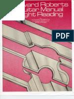 69353633 Howard Roberts Sight Reading