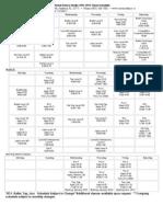2011 2012 Schedule Updated Nov