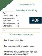 Factoring & Faiting