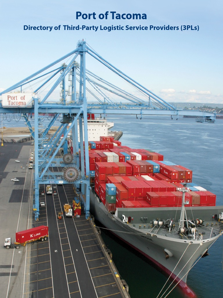 Port of Tacoma: Directory of Third-Party Logistic Service