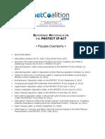 NetCoalition - Advocacy Materials
