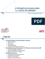 APC - Soluciones de ISX Para SS y CC