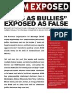NOM Exposed Document