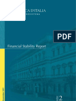 Bank of Italy Q3 Financial Stability Report