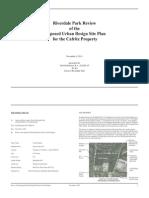 Paul Mortensen's final report in color