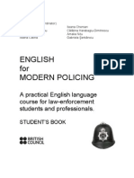 English for Modern Policing