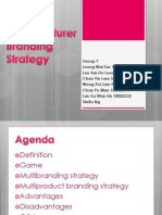Manufacturer Branding Strategy2