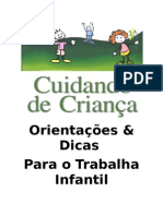 Orientações e Dicas_cuidando de Crianças