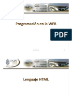 2 Lenguaje HTML