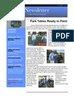 Rotary Newsletter Nov 1 2011