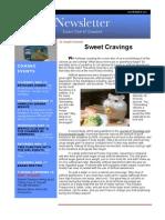 Rotary Newsletter Nov 8 2011
